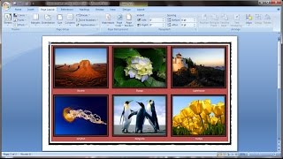 Video Microsoft word tutorial |How to insert images into word document table MP3, 3GP, MP4, WEBM, AVI, FLV Februari 2019