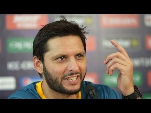 ICC World T20 2016 | Shahid Afridi Skips Training Session