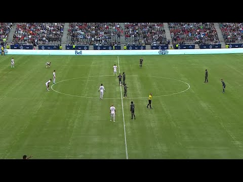 Video: Highlights: Vancouver Whitecaps FC 2-1 San Jose Earthquakes