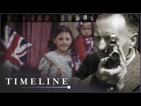 WW2 Through Children's Eyes | Shooting The War (World War 2 Documentary) | Timeline