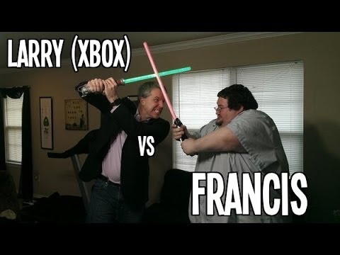 Major - Francis got a chance to throw down, knockdown, dragout fight with the one and only @majorNelson (Larry Hryb) from Xbox One. The song is by Kevin Macleod and ...