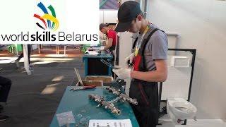 Конкурс профессионального мастерства WorldSkills Belarus 2016