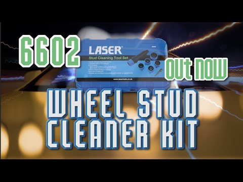 Wheel Stud Cleaner Kit