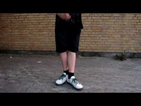 T Step - A tutorial Showing you guys (or girls) how to do a T walk (also known as T Step) By MCTV1000Dance with our promo guest shuffler TOXIC! Copyright all rights r...