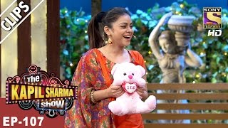 Sarla Welcomes Manisha Koirala On The Show- The Kapil Sharma Show - 20th May, 2017