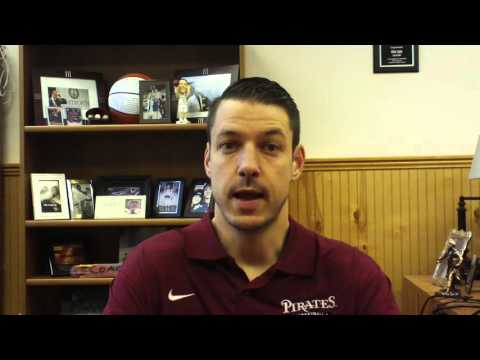 Matt Logie Men's Basketball January 25, 2016