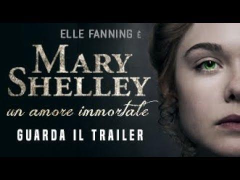Preview Trailer Mary Shelley- Un amore immortale, trailer italiano ufficiale