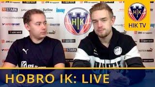 Hobro IK: LIVE I Ep. 9 - Med Jacob Tjørnelund