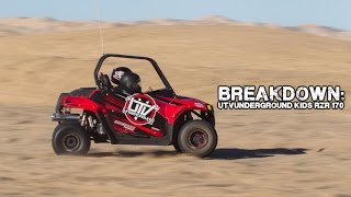 1. UTVUnderground Vehicle BREAKDOWN: Polaris RZR 170