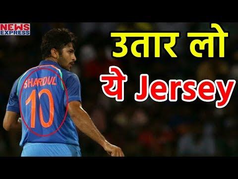 Debutant Shardul Thakur पर बुरी तरह भड़के Indian Fans, पर क्या है वजह?
