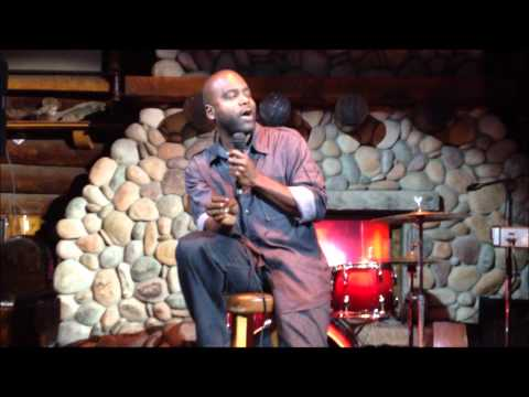 Comedian Jeremiah JJ Williamson @ Jazz and Jokes - Part 2 of 4