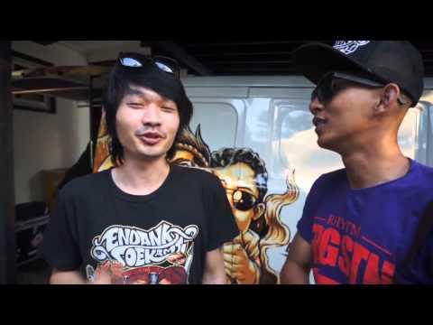 Endank Soekamti | The Making Of Album Angka 8 #Day1 ( Web Series )