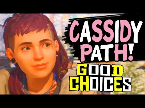 Life Is Strange 2 Episode 3 - GOOD CHOICES - Cassidy Path Romance + Good Ending