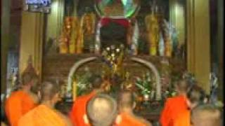 ປະຫວັດຂອງວັດສີເມືອງ, History of Simung temple.3gp