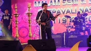LAGU INDIA RHOMA BATAL TAMPIL; Dil Laga Liya di Perayaan Deepavali, 2 des 2017
