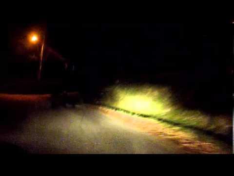 Trike Duplo em Nova Trento-Noturno #NDT