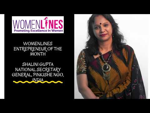 Video Lady Who is Passionate About Empowering Women- Shalini Gupta download in MP3, 3GP, MP4, WEBM, AVI, FLV January 2017