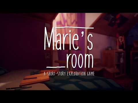 Marie's Room - official Steam trailer de