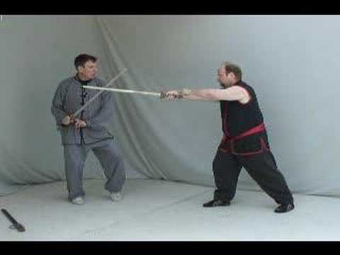 Straight Sword - This clip is from a new DVD -