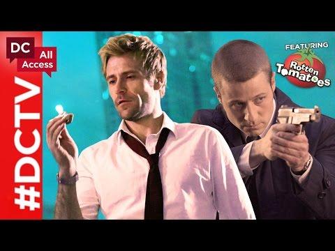 Exclusive Gotham & Constantine Clips - #DCTV