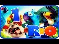 Rio Walkthrough Part 1 Movie Party Game ps3 X360 Wii St