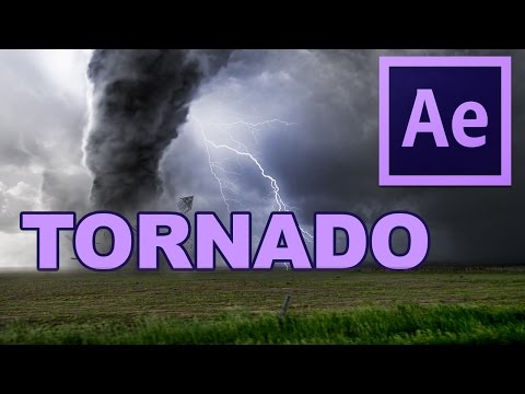 After Effects Tutorial: Tornado Effects