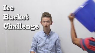 冰桶挑戰 Ice Bucket Challenge - Hay Wong