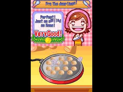 Cooking Mama [Fried Octopus Dumpings]