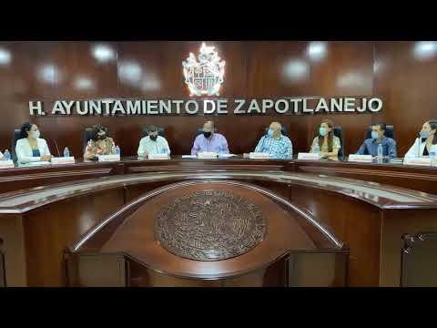 Sesión de ayuntamiento No. 66 14 de mayo de 2021
