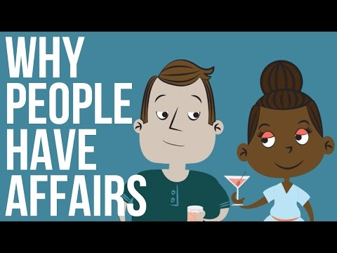 Why people have affairs