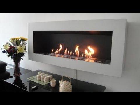 Video caminetti di design e bruciatori bioetanolo AFIRE