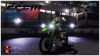 9. The Crew Calling All Units | Dirt Spec | Kawasaki KX 450F
