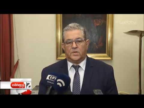 Δ. Κουτσούμπας: Βρισκόμαστε στη δίνη εξελίξεων στην περιοχή | 13/01/2020 | ΕΡΤ