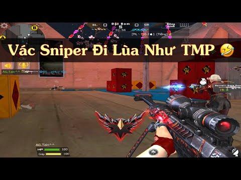CF Legends : Bắn Sniper Mà Cứ Như Là TMP Thiên Sứ Vậy - Thời lượng: 10 phút.