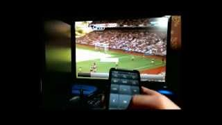 IP-TV Player Remote YouTube video