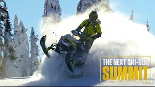 5. 2017 Ski-Doo : The Summit 850 E-TEC (Short)