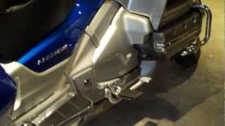 10. 2012 Honda Goldwing GL1800 with airbag