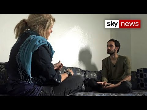 "British Jihadi Describes ""normal Life"" In IS"