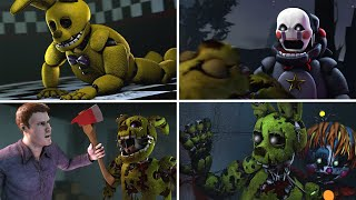 Video all of the rise of springtrap animations MP3, 3GP, MP4, WEBM, AVI, FLV Juni 2019