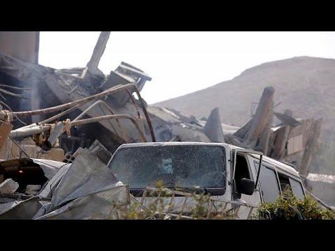 Επίθεση στη Συρία: Η αντίδραση της Δαμασκού