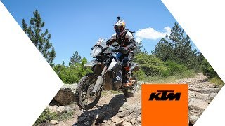 KTM 790 Adventure R - Il video