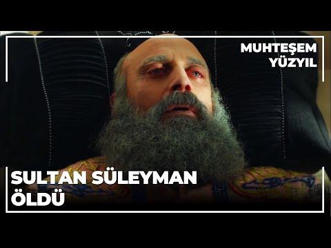 Kanuni Sultan Süleyman öldü - Muhteşem Yüzyıl 139. Bölüm