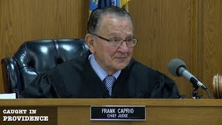 Takiego sędziego chciałby chyba każdy na swojej rozprawie! Najlepszy sędzia świata :D