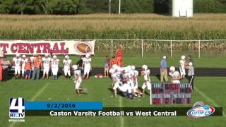 Caston Football vs West Central Trojans