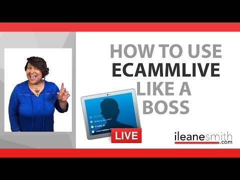 Watch 'How To Live Stream with EcammLive Like a Boss '