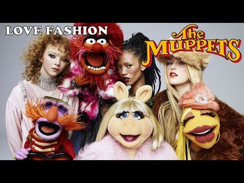 The Muppets - LOVE Fashion