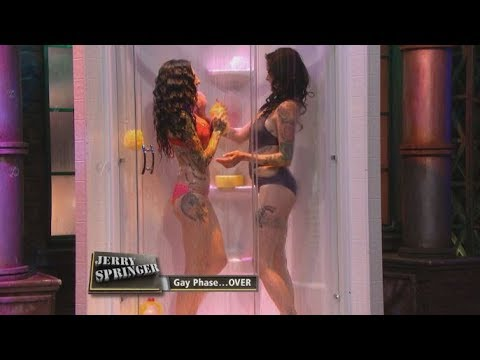 Coming Clean About A Crush (The Jerry Springer Show)