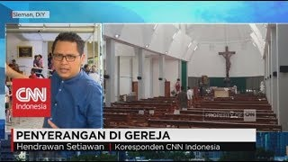 Video Romo Prier & Gereja di Sleman Yogyakarta Diserang Orang Tak Dikenal, Gereja Santa Lidwina Bedog MP3, 3GP, MP4, WEBM, AVI, FLV Januari 2019