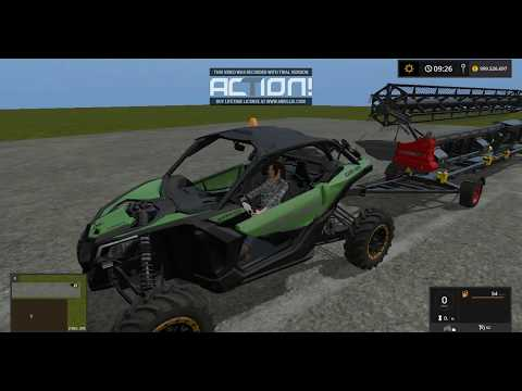 Can-Am Maverick x3 v1.0