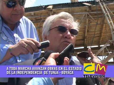 Informesde la renovaciñon del estadio La Independencia